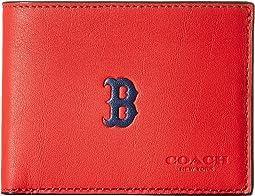 COACH - MLB Slim Billfold