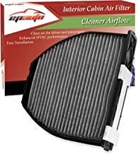 EPAuto CP005 (CUK29005) Replacement for Mercedes Benz Premium Cabin Air Filter includes Activated Carbon