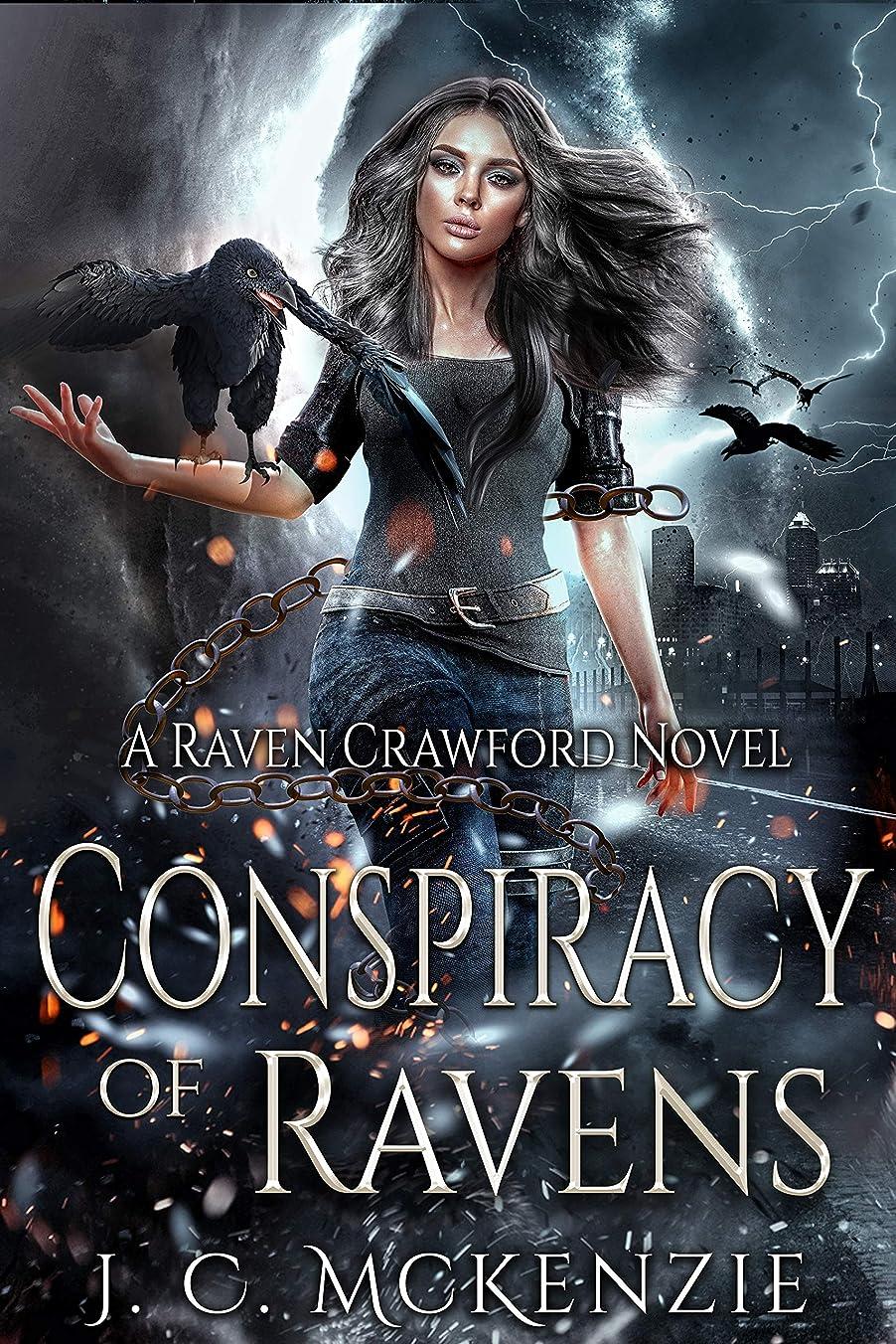 後悔合併好きConspiracy of Ravens (Raven Crawford Book 1) (English Edition)
