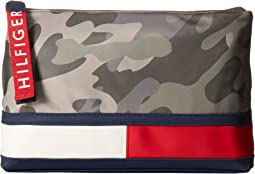 Tommy Hilfiger - Tommy Bottom Pouch Camo Nylon