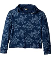 Lucky Brand Kids - Camille Printed Hoodie (Big Kids)