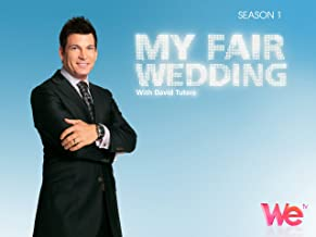 my fair wedding with david