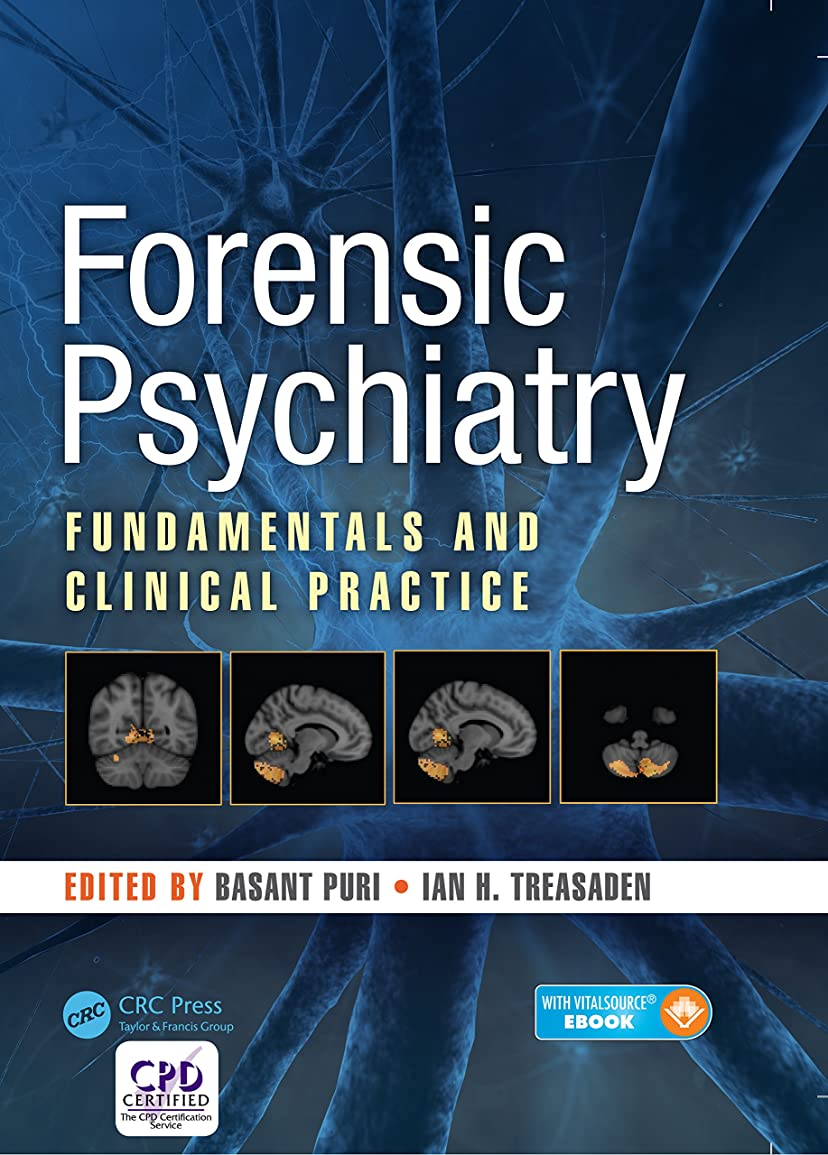 クリエイティブ市の花フロントForensic Psychiatry: Fundamentals and Clinical Practice (English Edition)