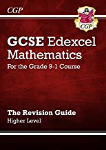 GCSE Maths Edexcel Revision Guide: Higher - for the Grade 9-1 Course (CGP GCSE Maths 9-1 Revision)