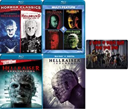 Hellraiser: Blu-ray Horror Classic 7 Movies with Bonus Art Card Collection