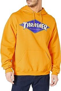 Thrasher Unisex's Diamond Logo Sweatshirt