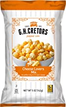 G.H. Cretors Cheese Lovers Mix, 5 Ounce Bags (Pack of 12)