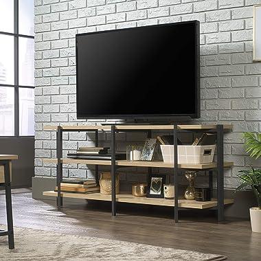 "Sauder North Avenue Credenza, for TVs up to 54"", Charter Oak Finish"