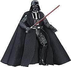 Star Wars Series Darth Vader Action Figure, Black, 6