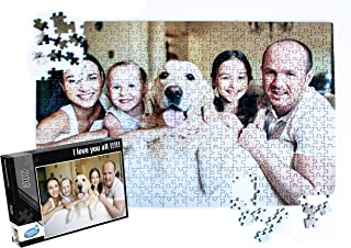 Venus Puzzle Custom Photo Puzzles 500 Pieces, Custom Photo Puzzle from Your own Image 13 x 19 in (Box Classic)