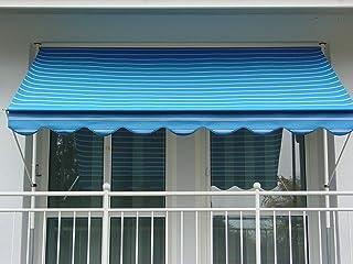 2314//005 /Tendone,/ 150/x 150/x 225/cm /Tenda da Sole Design Style Granito Angerer/ Grigio