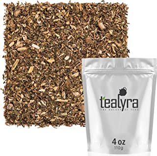 Tealyra - 911 Detox - Dandelion Root - Ginger - Peppermint - Digestive Tea - Immune System Booster - Herbal Loose Leaf Tea Blend - Caffeine-Free - All Natural - 110g (4-ounce)
