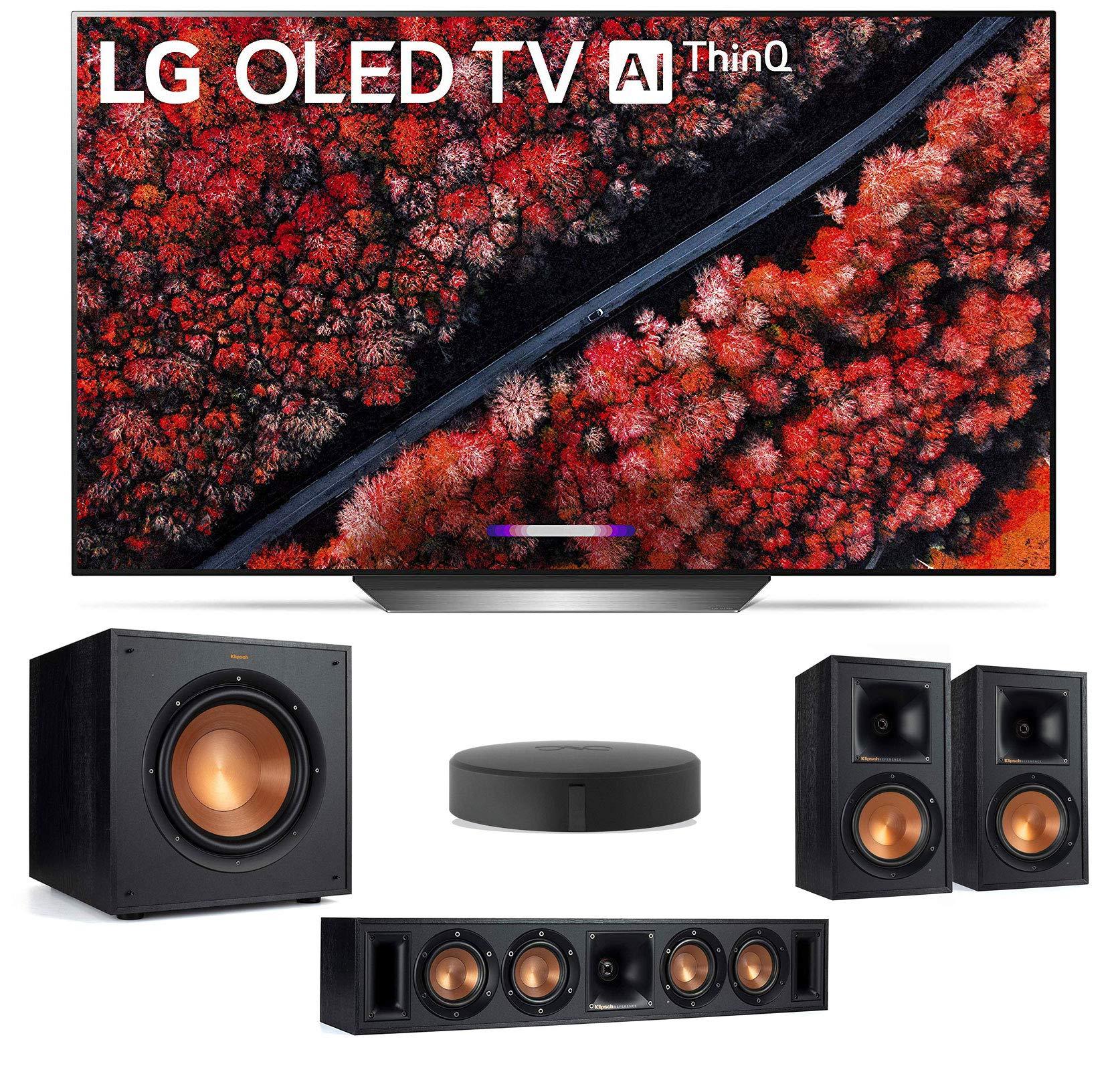LG C9P Serie de TV con Sistema de Altavoces WISA: Amazon.es ...