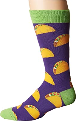 Socksmith - Tacos Extended Size