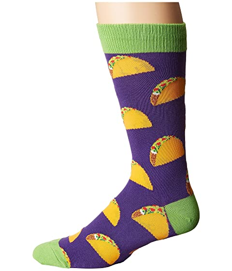 Socksmith Tacos Extended Size Purple Cheap Best Place Outlet For Nice Recommend Big Sale Cheap Online gE3DM2G1E