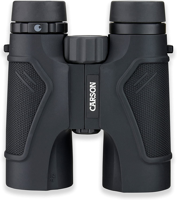 Carson 3D Series Binocular with High Definition Optics and ED Glass (TD042ED,TD842ED,TD050ED)