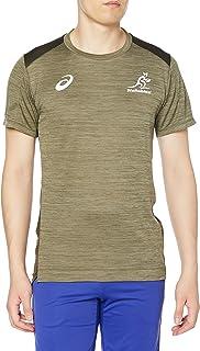 [アシックス] ラグビーウエア ワラビーズ20 トレーニング半袖Tシャツ レプリカ 2111A799 メンズ
