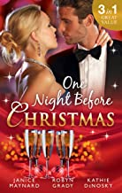 One Night Before Christmas - 3 Book Box Set (Texas Cattleman's Club: The Missing Mogul)
