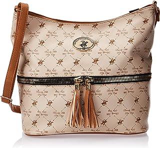 BHPC Womens Hobo Bag, BEIGE - BHVA3777Z
