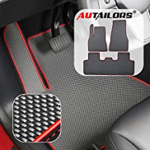 Sponsored Ad - AUTAILORS 5-Seat&7-Seat Tesla Model Y Floor Mats for Manufactured Before June 2021(Long Range)-All Weather ...