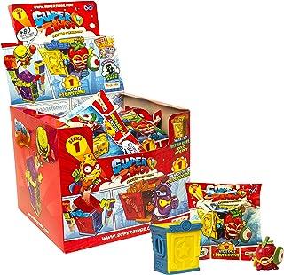 SuperZings- Rivals of Kaboom Caja de Figuras (Magic Box INT Toys SZ1P0202)