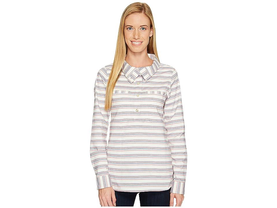 Mountain Hardwear Acadia Stretch Long Sleeve Popover (Cotton) Women