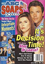 Finola Hughes & John J. York (General Hospital) l Soaps' Most Unforgettable Moments - October 16, 2001 ABC Soaps In Depth