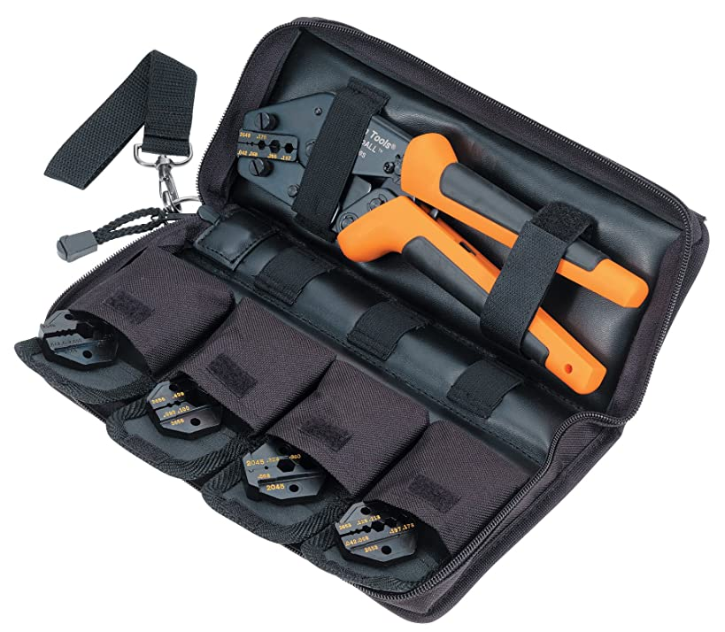 Greenlee  4802 8000 Series CrimpALL Broadcast Pack