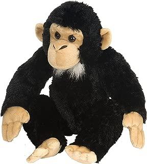 Wild Republic Chimp Plush, Stuffed Animal, Plush Toy, Gifts for Kids, Cuddlekins 12