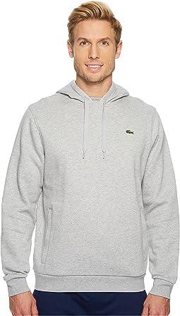 Lacoste - Sport Pullover Hoodie Fleece