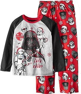 is It Too Late to Be Good? Christmas Boys 2 Piece Pajama Set