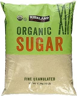 Kirkland Signature Organic Sugar - 10 Lb
