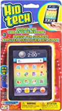 Kid Tech All in One Electronic Cell Phone, Tablet and Telephone, Toy Phone, 3-Pack