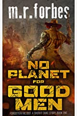 No Planet for Good Men: A Sheriff Duke Story (Forgotten Fallout Book 1) Kindle Edition