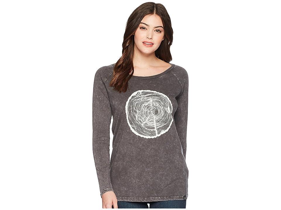 tentree Future Villa T-Shirt (Phantom Mineral) Women