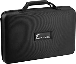 Large 3000+ Cards Game Case for C.A.H, PM TCG Cards, What Do You Meme, All Expansions. Storage Box with 7 Dividers and Shoulder Strap - by COMECASE