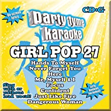 Party Tyme Girl Pop 27 8+8-song G