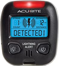 AcuRite 02020 Portable Lightning Detector
