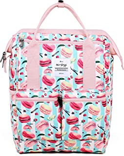 DISA Women's Doctor Bag Style Backpack Daypack
