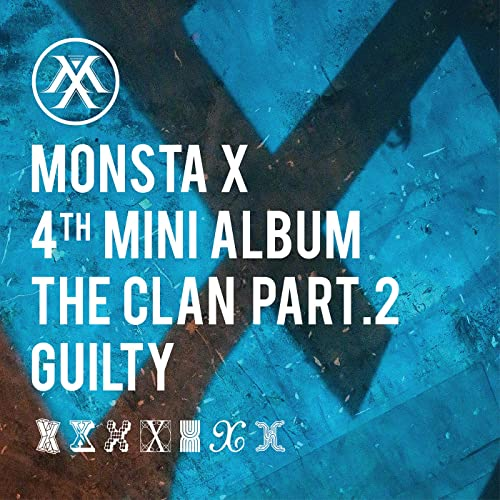The Clan Pt.2 <Guilty> by Monsta X on Amazon Music - Amazon.com