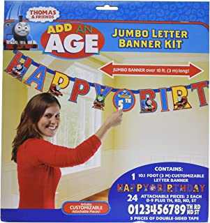 Best thomas and friends birthday banner Reviews