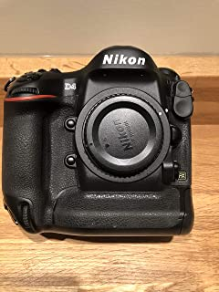 Nikon D4 16.2 MP CMOS FX Digital SLR with Full 1080p HD Video (Body Only) (OLD MODEL)