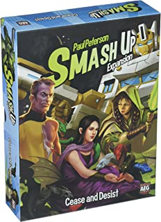 Smash Up: Cease & Desist