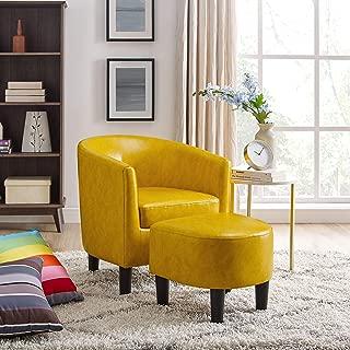 Oadeer Home Sofas, Yellow