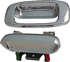 Dorman 82784 Tailgate Handle for Select Chevrolet/GMC Models, Chrome