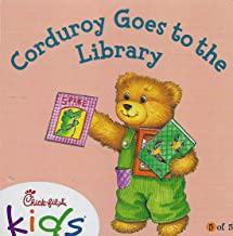 Chick-fil-A Corduroy Goes to the Library