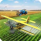 Farming Simulator 2019 | Fliegend Drohne Landwirtschaft Flugzeug Flug Simulator 2019: Virtuell Landwirtschaft Spiele Kostenlos für Kinder