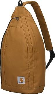 کوله پشتی Carhartt Mono Sling ، کیف یونیسکس Crossbody برای سفر و پیاده روی ، Carhartt Brown