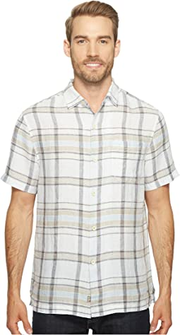 Tommy Bahama - Plaid-O-Matic Camp Shirt