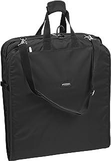 WallyBags 42 Inch Shoulder Strap Garment Bag, Black, One Size